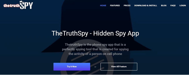 Thetruthspy password finder