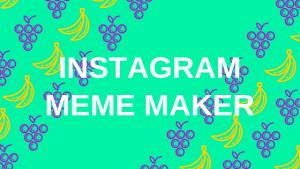 instagram-meme-maker
