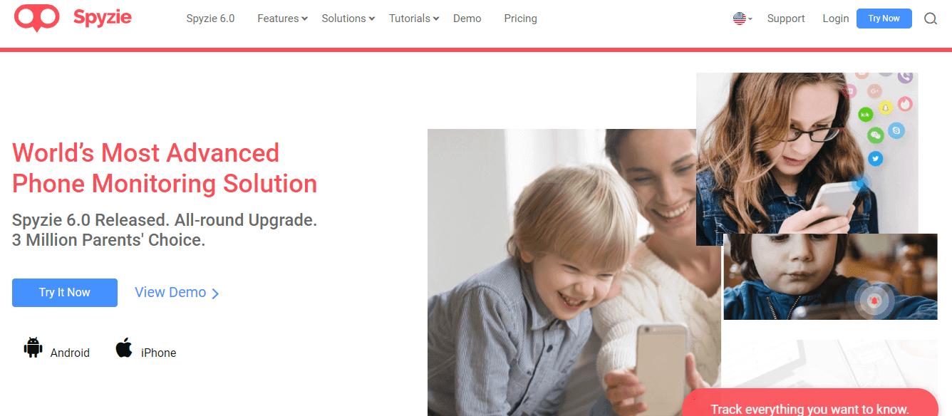 spyzie IG password finder