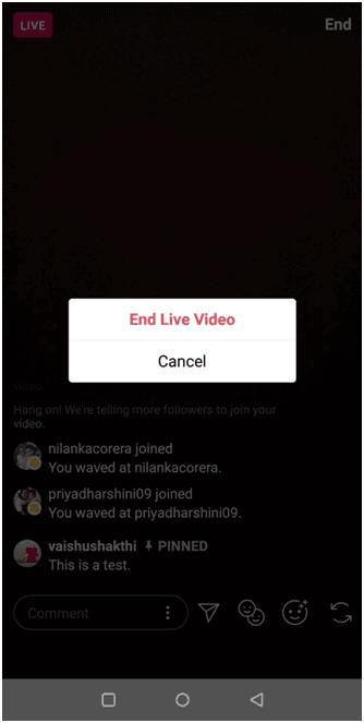 live-on-instagram-end-live-video