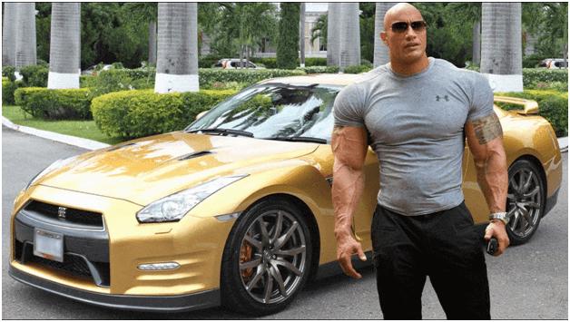 rock-johnson-cars