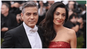 george clooney personal life